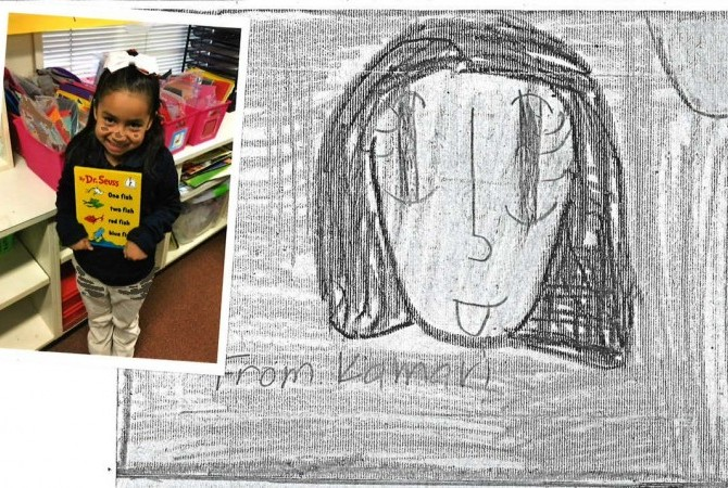 Thank You from Kamari